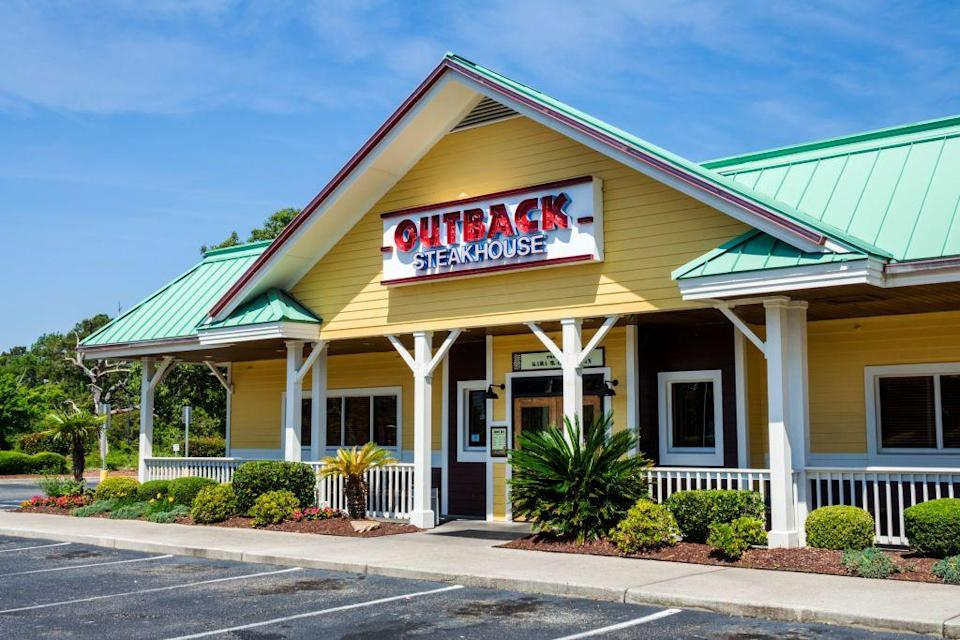 <p>We're very bummed there won't be any Bloomin' Onions on our dinner table. All Outback Steakhouse locations will be closed.</p>