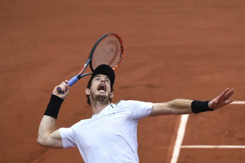 Andy Murray is 'building momentum' at the French Open, believes Barry Cowan