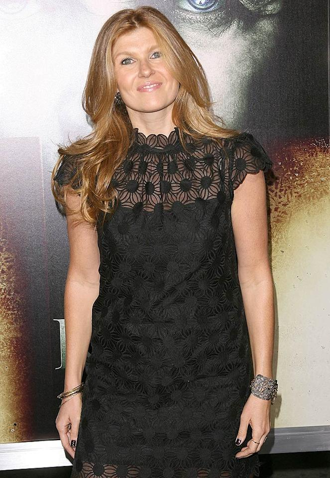 """March 6: Connie Britton turns 44 Jesse Grant/<a href=""""http://www.wireimage.com"""" target=""""new"""">WireImage.com</a> - January 26, 2011"""
