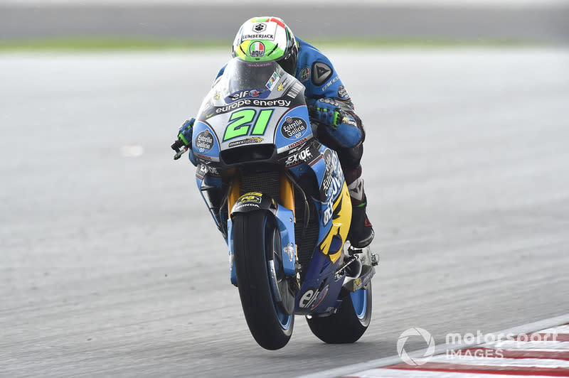 "2018 - Franco Morbidelli, Estrella Galicia 0,0 Marc VDS<span class=""copyright"">Gold and Goose / Motorsport Images</span>"