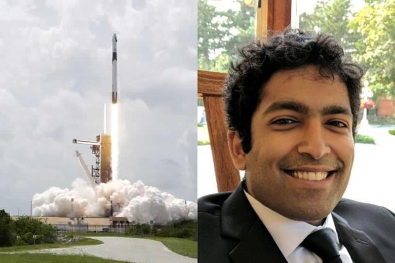 Indians Have Already Found a Desi Connection to NASA's Historic SpaceX Launch