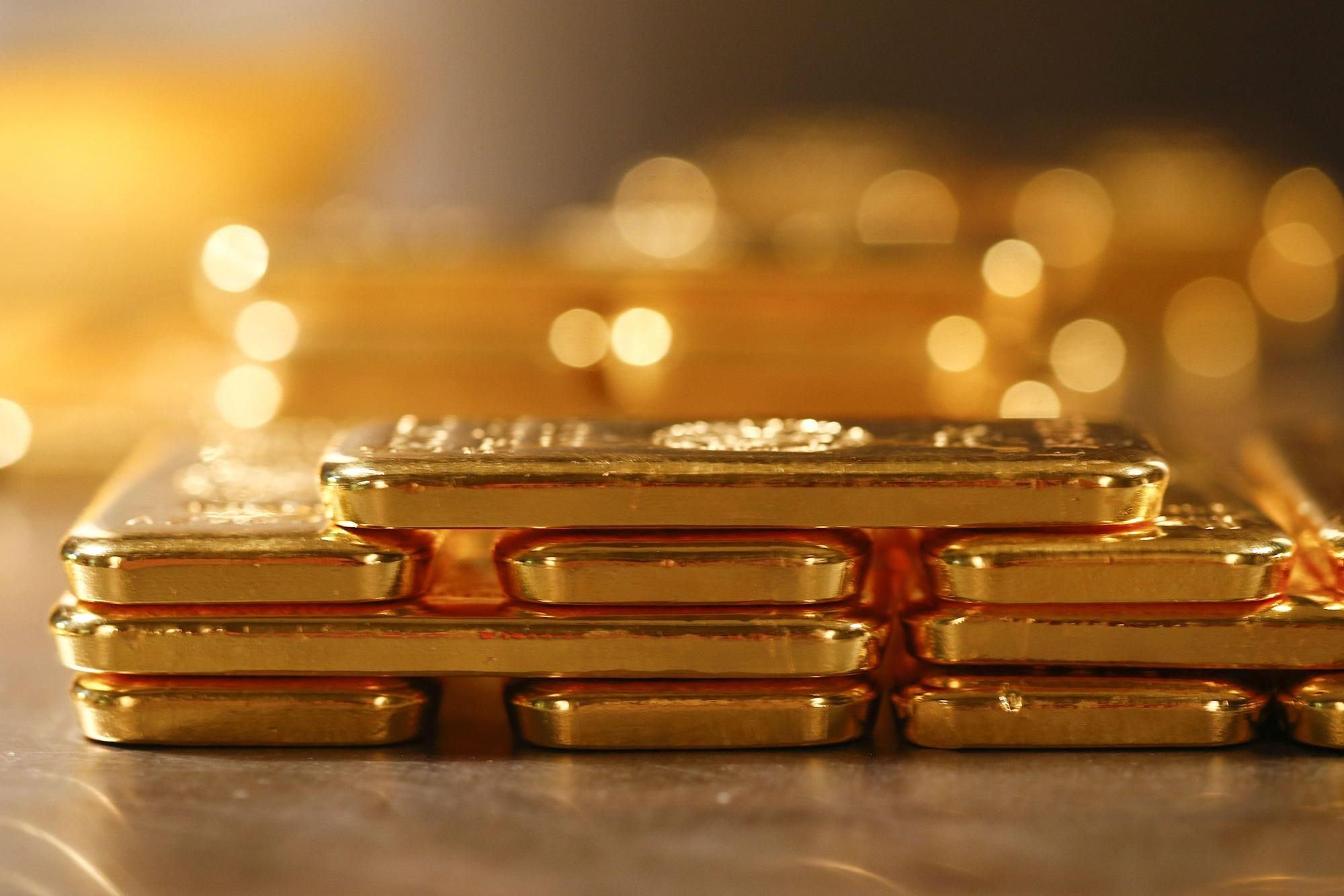 Gold Slips as Yellen's Inflation Comments Lift Treasury Yields – Yahoo Finance