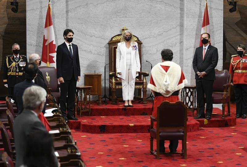 Five highlights from the speech from the throne