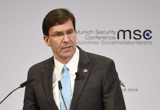 Germany Munich Security Conference