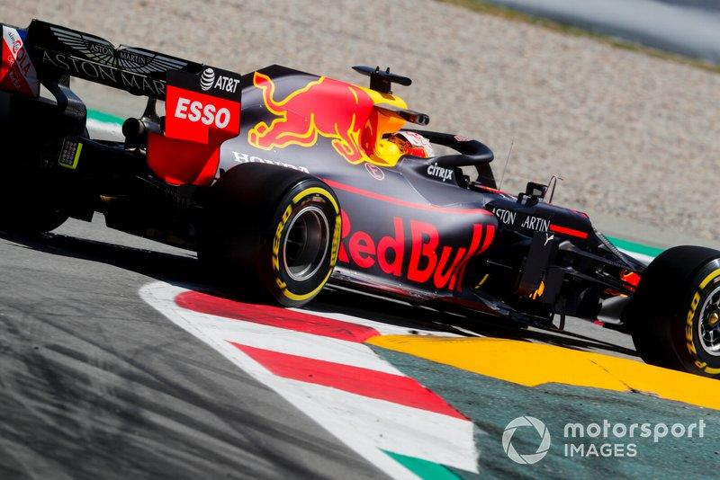 "Max Verstappen, Red Bull Racing RB15<span class=""copyright"">Steven Tee / Motorsport Images</span>"