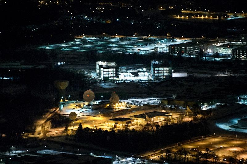 The National Security Agency, the US government's premier signals intelligence agency, has its headquarters in Fort Meade, Maryland