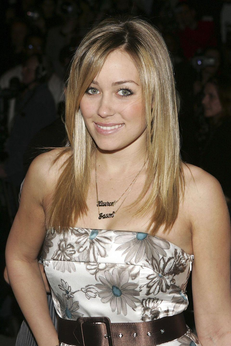 <p>Who could forget watching Lauren Conrad straightening her hair before a night out at Les Deux or Area? Pin straight hair was everything back in the late 2000s. </p>