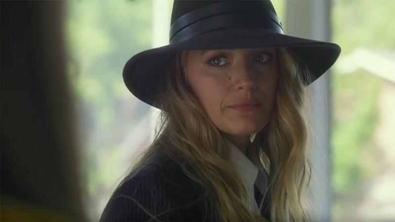 Anna Kendrick Blake Lively Uncover Mystery In A Simple Favor Trailer