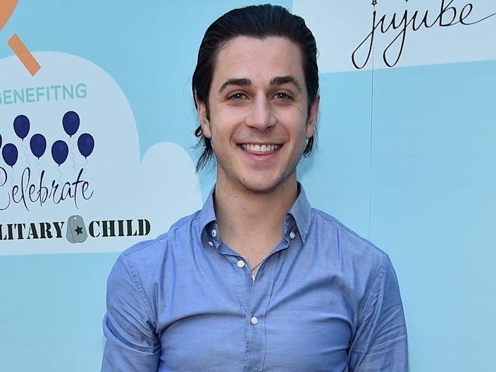 """You might recognize David Henrie as Ted Mosby's future son on """"How I Met Your Mother."""""""