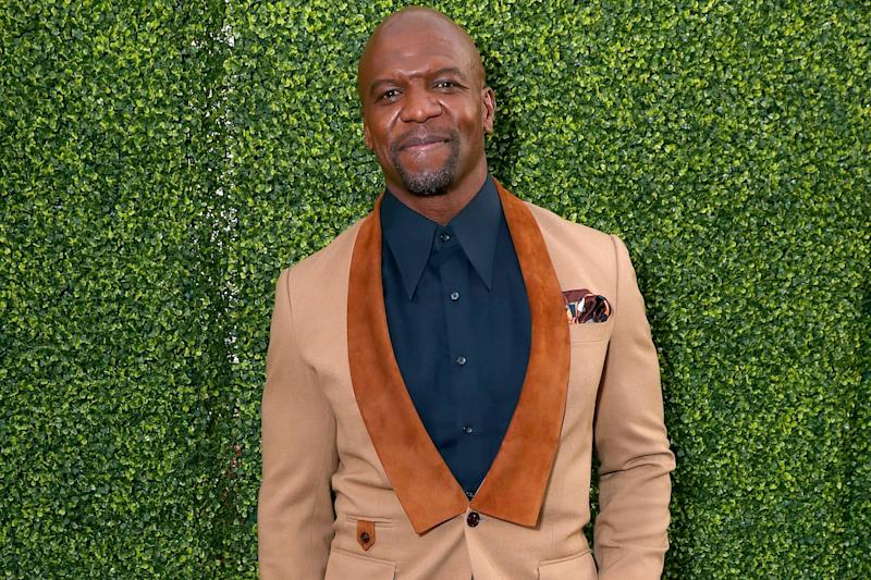 Terry Crews reveals he was groped by a 'high level Hollywood executive'