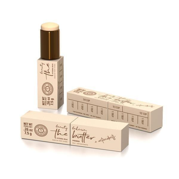 """<p>""""The <span>Beauty Bakerie The Butter Hydra Silk Primer</span> ($24) is so great, it even won """"best primer"""" in the <a href=""""https://www.popsugar.com/beauty/beauty-awards-best-black-beauty-products-2021-48155331"""" class=""""link rapid-noclick-resp"""" rel=""""nofollow noopener"""" target=""""_blank"""" data-ylk=""""slk:February POPSUGAR Beauty Awards"""">February POPSUGAR Beauty Awards</a>. The stick allows for hands-free and mess-free, precise application to areas that need a little extra TLC, which for me is under my eyes and around my nose. With goji berry extract, the primer helps give your skin antioxidants, which help protect against free radicals and environmental aggressors. It melts into a silky finish when it comes into contact with your skin, like a real stick of butter (sans the greasiness). There are also notable blurring benefits to the primer, but in a natural-looking way. The result is a naturally smooth and supple-looking canvas for makeup."""" - Jessica Harrington, associate beauty editor</p>"""