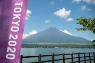 Riders in the men's road race will face five climbs around the iconic Mount Fuji, the highest point in Japan at an altitude of 3,776m (12,388ft)