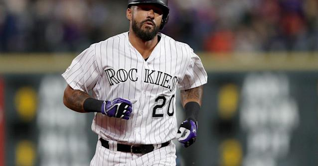 What should the Rockies do with Ian Desmond?
