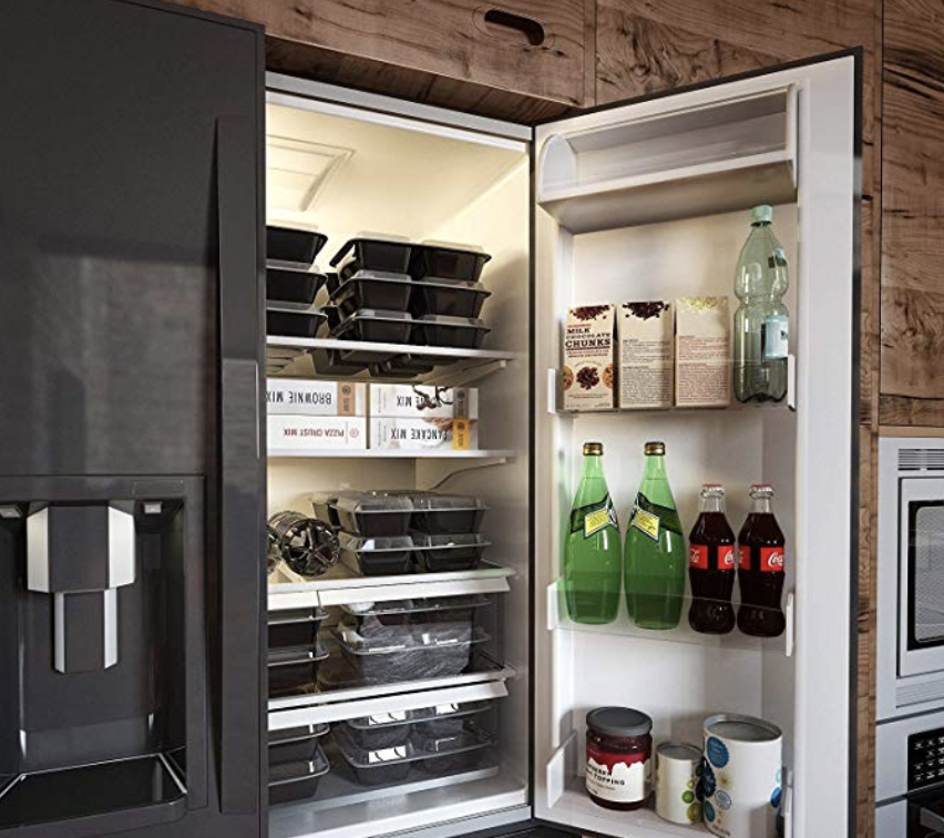 Unlike other storage options, Enther containers are freezer-safe. (Photo: Amazon)