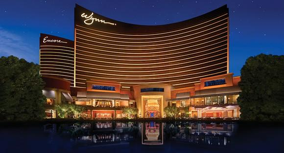 Wynn Resorts and Encore hotel in Las Vegas