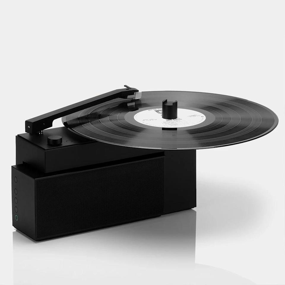 HYM Originals Duo Turntable with Detachable Bluetooth Speaker