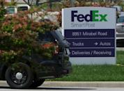 """FedEx said it was """"devastating"""" that its employees were murdered in a shooting at one of its facilities in Indianapolis"""