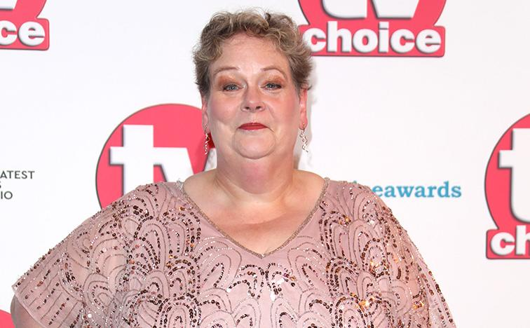 Anne Hegerty is enjoying having the time to herself. (Photo by Lia Toby/WireImage)