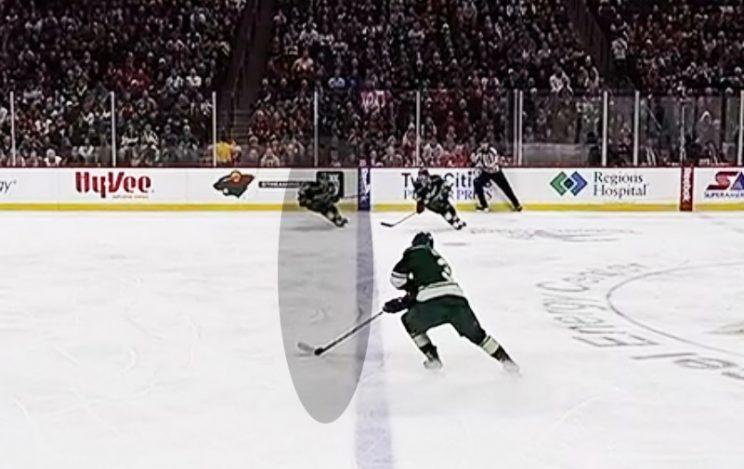 Image result for nhl offsides