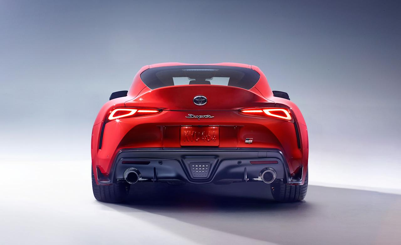 """<p>Toyota's <a rel=""""nofollow"""" href=""""https://www.caranddriver.com/archives/toyota-supra-turbo-instrumented-test"""">fourth-generation Supra Turbo</a> (chassis code A80), sold here from 1993 to 1998, has fronted movie franchises, shredded drag strips in as little as six seconds, and-if we recall correctly-conducted the London Philharmonic at the request of Queen Elizabeth II. The iron-strong 2JZ straight-six under its hood has worn turbochargers big enough to sleep in and swims like a shark in a nitrous-oxide ocean. And yet, Toyota has left us Supraless for 20 years, sitting idly by as the car accumulated a mountain of pop-culture street cred.</p>"""