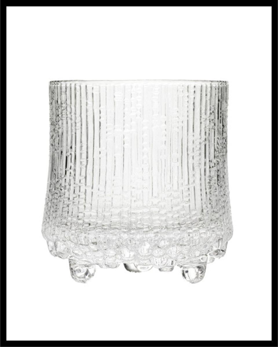 """<p><strong>Iittala</strong></p><p>finnishdesignshop.com</p><p><strong>$39.65</strong></p><p><a href=""""https://go.redirectingat.com?id=74968X1596630&url=https%3A%2F%2Fwww.finnishdesignshop.com%2Ftableware-drinkware-other-drinkware-ultima-thule-ontherocks-glass-set-p-329.html%3Fregion%3Dus%26gclid%3DCj0KCQiAhZT9BRDmARIsAN2E-J09nDVeOMeq0zzOg8tX-BzwUju3DwHXCugqfY2QLFkSWlVC4dqifMYaAgaLEALw_wcB&sref=https%3A%2F%2Fwww.elledecor.com%2Fshopping%2Fg34576509%2Felle-decor-editors-gift-guide-2020%2F"""" rel=""""nofollow noopener"""" target=""""_blank"""" data-ylk=""""slk:Shop Now"""" class=""""link rapid-noclick-resp"""">Shop Now</a></p><p>""""When I was growing up, my parents had a variety of styles from Iittala's Ultima Thule collection that they used for everything from water and juice to wine. As an adult, I can easily transport myself back home by drinking from one of these glasses—and the design, inspired by Finland's icy landscape, is particularly well-suited to winter table settings."""" —<em>Vanessa Lawrence, Senior Editor</em></p>"""