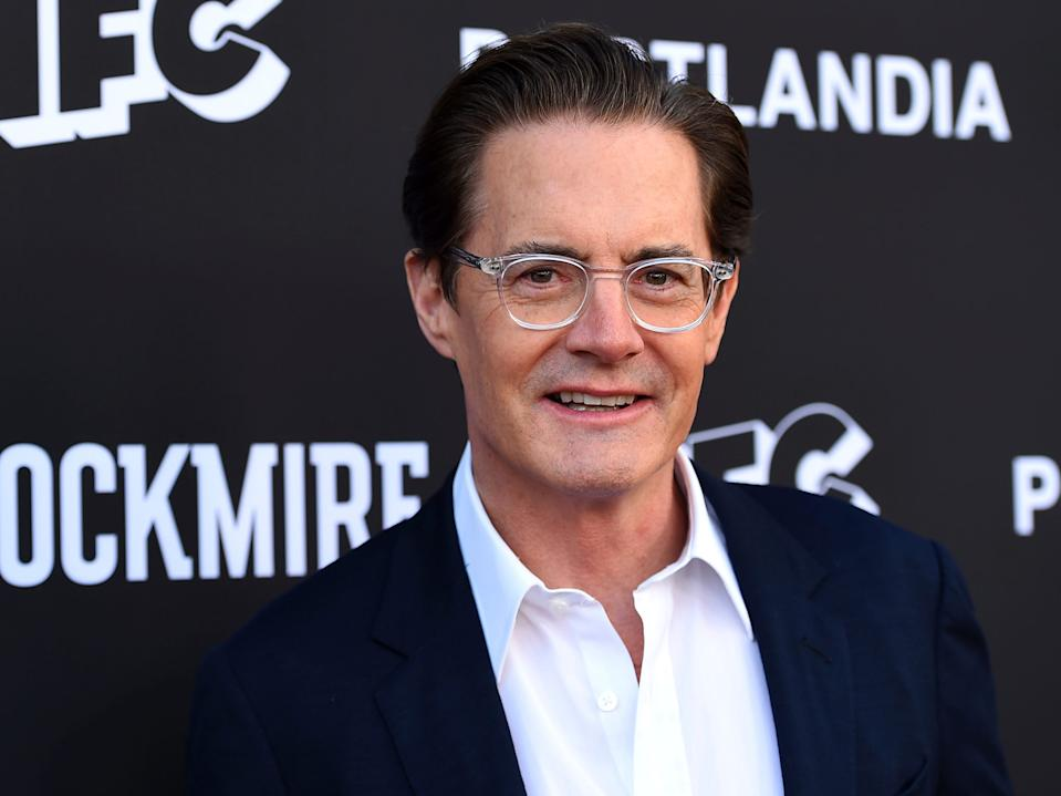 """Kyle MacLachlan played an agent on """"Twin Peaks."""""""