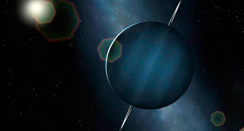 Something Big Crashed into Uranus and Changed It Forever