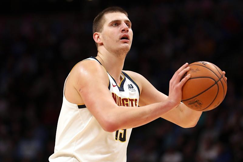 competitive price 5f023 caf31 Nikola Jokic has turned the Nuggets into something special