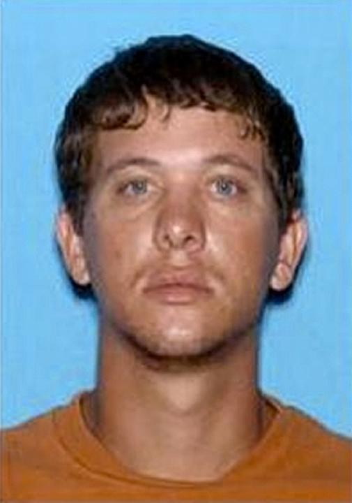 "In this undated FBI photo, Dylan Dougherty Stanley, 26, is shown.  Police said Tuesday they have received ""credible information"" that people matching the description of three siblings connected to crimes in Florida and Georgia were spotted in Colorado.  Authorities have been pursuing Ryan Edward Dougherty, Dylan Dougherty Stanley and Lee Grace Dougherty since Tuesday, Aug. 2, 2011. (AP Photo/FBI via the Atlanta Journal & Constitution)"