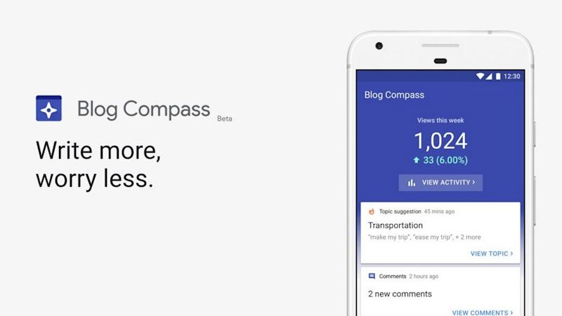Google shuts down Blog Compass service just 10 months after launching it