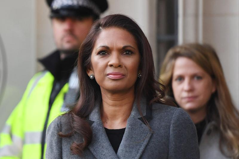 Brexit: Businesswoman Gina Miller was behind the successful High Court legal challenge against the Government: Victoria Jones/PA