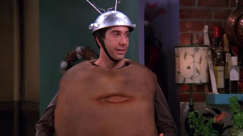 Ross Costumes Halloween | How To Get Halloween Costumes Inspired By The Friends Halloween