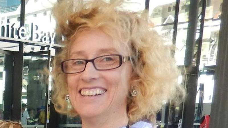 Ms Cox was stabbed in the back after she heroically tried to stop the stabbing. Source: Facebook