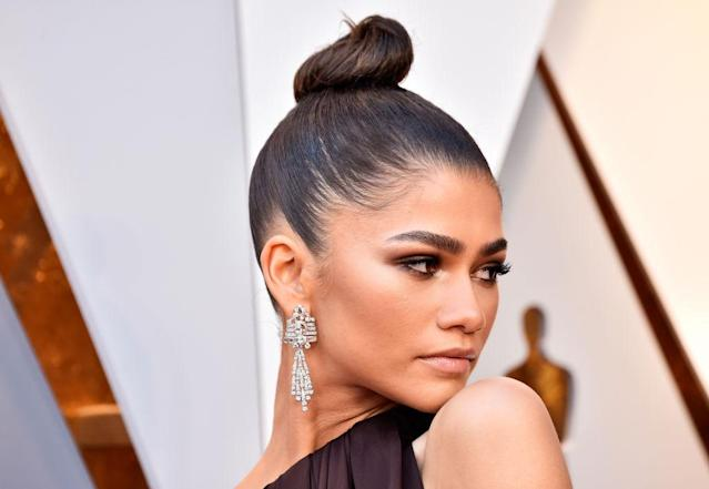 Zendaya has been inspiring girls with her beauty and her feminist ideals. (Photo: Getty Images)