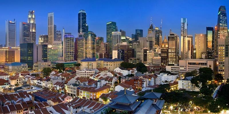 <p><img/></p>For the fourth year running, Singapore has been ranked as the most competitive economy in Asia, media reports said, citing the 2016 Asian Competitiveness report...