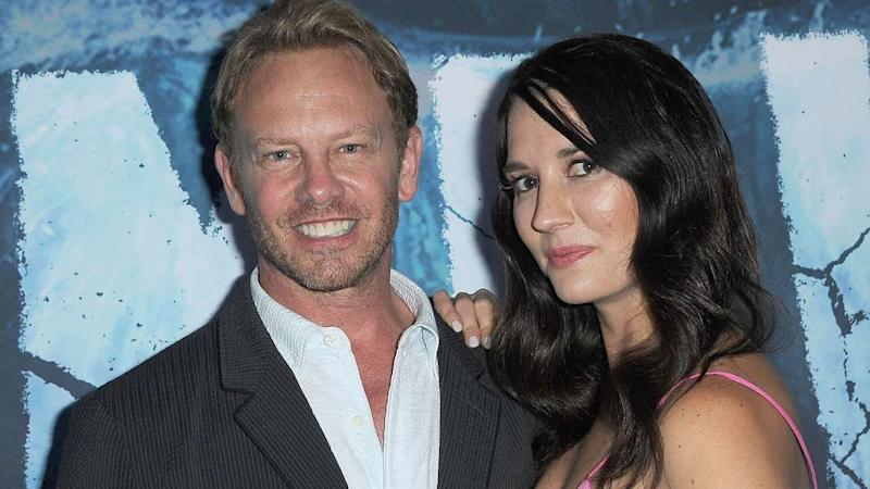 Ian Ziering's Wife Erin Files for Divorce Days After Split Announcement