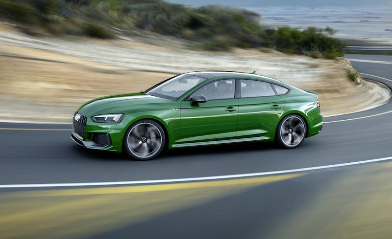 Audi Sport, The Neckarsulm Based Performance Division Of Audi, Is Opening  Another Market Segment With The RS5 Sportback, A 444 Hp Version Of The A5  ...