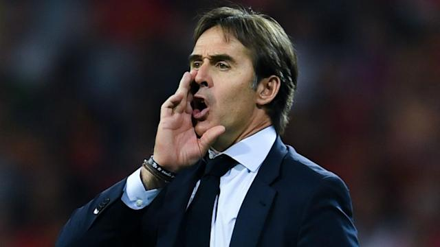 While the former Castilla boss is delighted to be heading back to the Bernabeu, although the manner of his Spain exit hurt him deeply