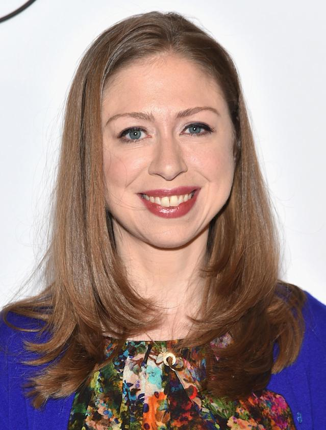 Chelsea Clinton was targeted by a troll over her appearance. (Photo: Mike Coppola/Getty Images)