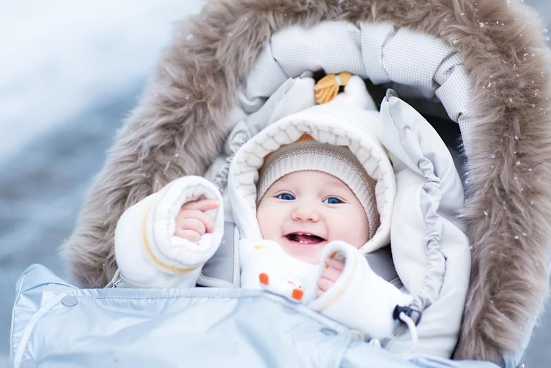 How to Protect Baby's Skin in the Winter