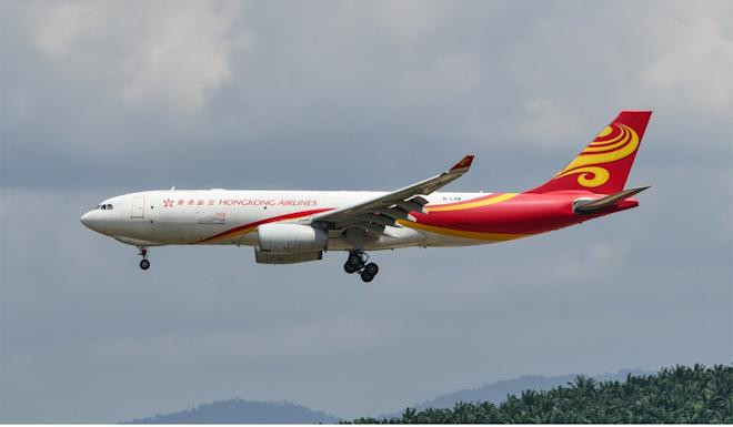 Hong Kong Airlines is the city's third largest carrier. Photo: Shutterstock