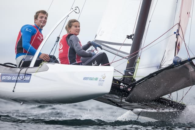 Recreational sailing can resume under the latest government guidelines (Chris Ison/PA)