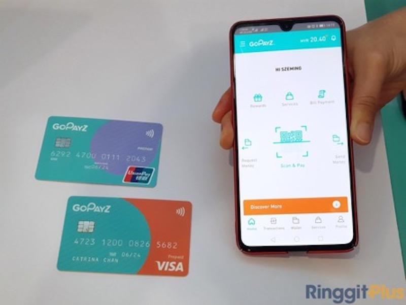 U Mobile will be the latest company to launch an e-wallet, and it will be called GoPayz. — Picture via RinggitPlus