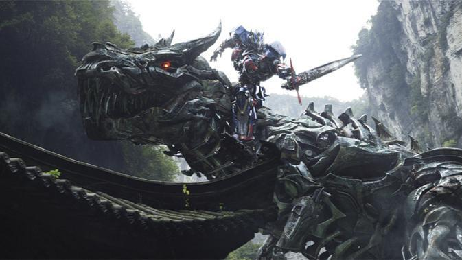 Transformers 4: Age of Extinction. (Paramount Pictures)
