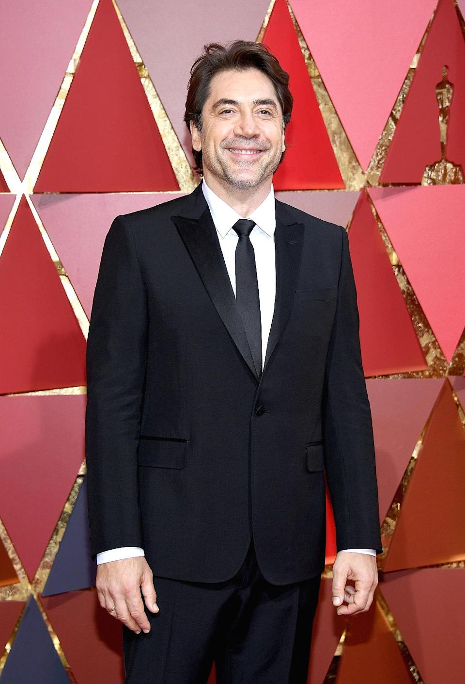 <p>Javier Bardem attends the 89th Annual Academy Awards at Hollywood & Highland Center on February 26, 2017 in Hollywood, California. (Photo by Kevork Djansezian/Getty Images) </p>