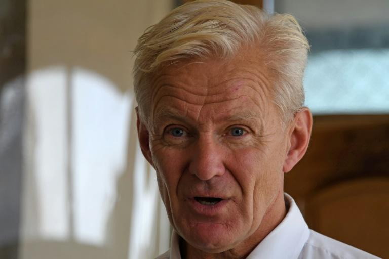 Jan Egeland said the NRC was trying to negotiate local agreements in seven of the 14 provinces where it operates (AFP/Hoshang Hashimi)