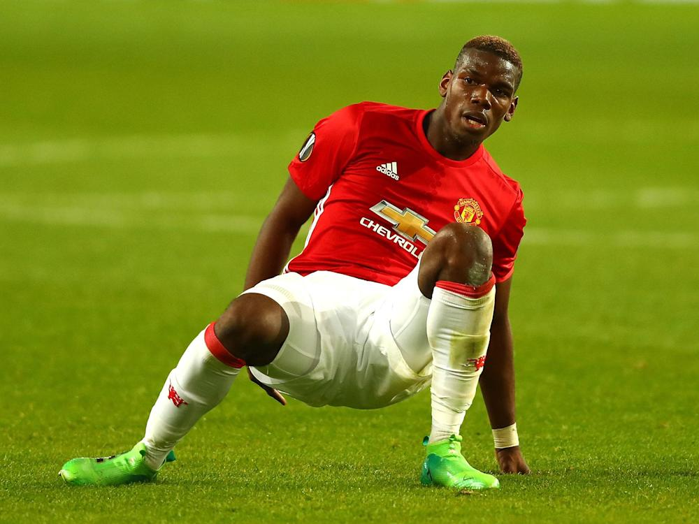 'We have to be focused and get ready and show them revenge, it's revenge for us,' said Pogba: Getty