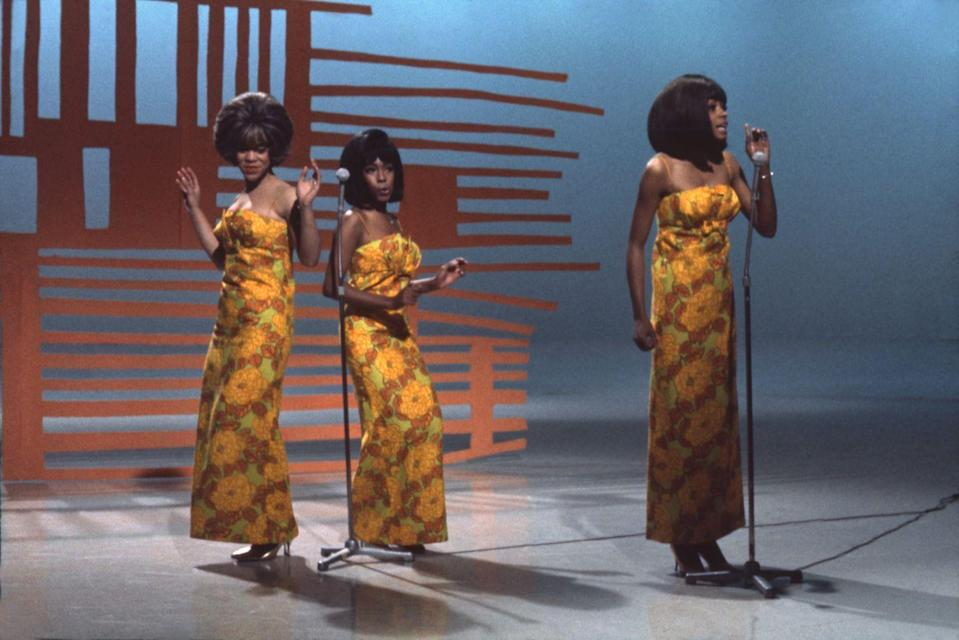 <p>We're taking it back to Motown with this legendary girl group who can never be forgotten. The trio quickly rose to international stardom for their ability to release hit after hit and earn the crowd's love every time.</p>