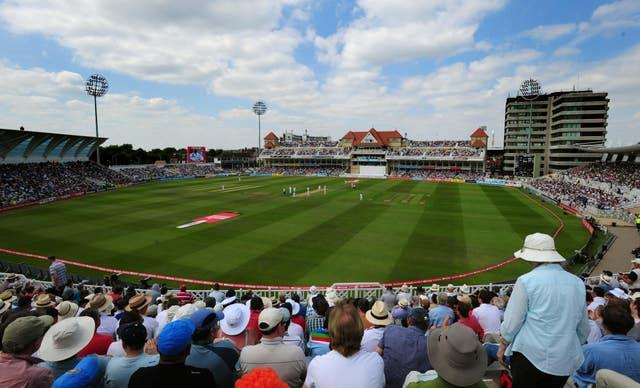 Trent Bridge will host the opening Test against India in August