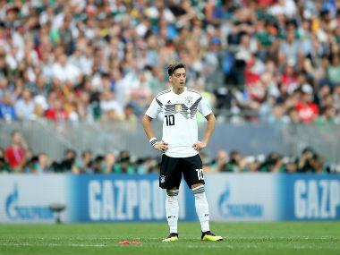 UEFA Nations League: Mesut Ozil's absence after racism fallout casts shadow over German national team